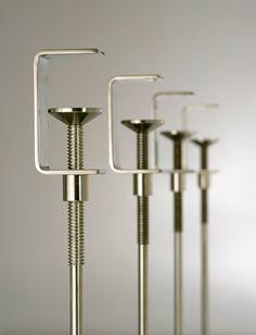 Jim Hannon-Tan - Design Projects - clampleg / melbourne movement / 2001