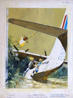 Cloud 109: The Ones That Got Away - The War Paintings of Pino De Lorca