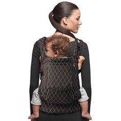 Snugli Soft Front And Back Baby Carrier