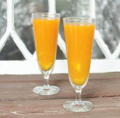 sassy mango cocktail recipe