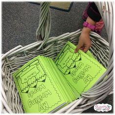 """Stop the, """"Teacher, how do you spell ___?!"""" syndrome and put the responsibility back on students when they need to spell words! Editable so you can add your own words too! #teacherwin"""
