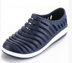 Dose Sandals: Mens Sandal Shoes, Casual Shoes Flats Slip on Sports Rubber Beach Shoes for Men