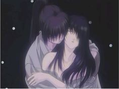 Kenshin and Tomoe forever!!!!!