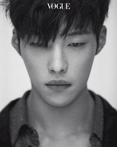 Woo Do Hwan for Vogue Korea.