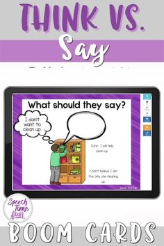 It can be a challenge to find age-appropriate materials for older speech students, which is why I created this social skills digital card set specifically for students in upper elementary and older! NO PREP REQUIRED! Your speech and language students will love using this resource to work on pragmatic language goals!