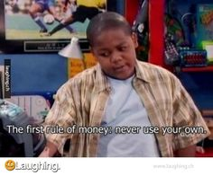First Rule of Money