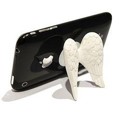 Podstawka pod iPhone skrzydła - http://crazygifts.pl/shop/szczegoly/202/podstawka-do-iphone-skrzydla