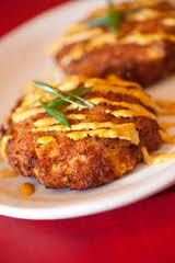 New Orleans Style Crawfish Cakes  #homesforsaleinbatonrouge  #housesforsaleinbatonrouge  To search for a home in south Louisiana please visit www.searchbatonrougehouses.com