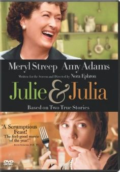 Julie & Julia - didn't think I'd like this, but I really did! Tho I have to say I found the parts about Julia and Paul and their life more interesting. Worth watching :-)