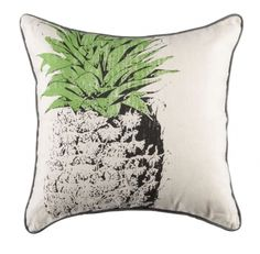 Kas pineapple cushion