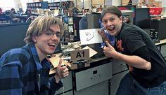 Where the Magic Happens: library maker programs