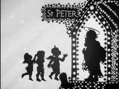 Christmas is Coming – Lotte Reiniger (1951).