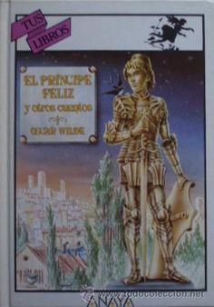 El príncipe feliz y otros cuentos/Oscar Wilde - Anaya