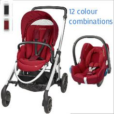 maxi cosi elea pushchair cabriofix car seat includes choose your maxi cosi