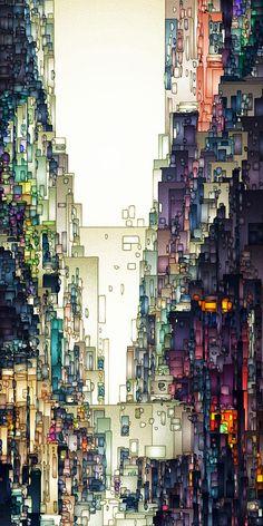 Die 8 innovativsten Street Artists in NYC und wo sie zu finden sind. Klicke auf das The 8 Most Innovative Street Artists in NYC and Where to Find Them. Click the … Inspiration Artistique, Art Graphique, City Streets, Street Artists, Oeuvre D'art, Love Art, Amazing Art, Awesome, New York City