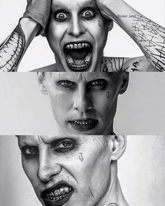 Separately, these could be different men. Together, they make The Joker. The most confusing an on the planet. Der Joker, Joker Art, Bob Kane, Kings & Queens, Jared Leto Joker, Watch The World Burn, Dc Comics Heroes, Whatsapp Wallpaper, Joker Wallpapers