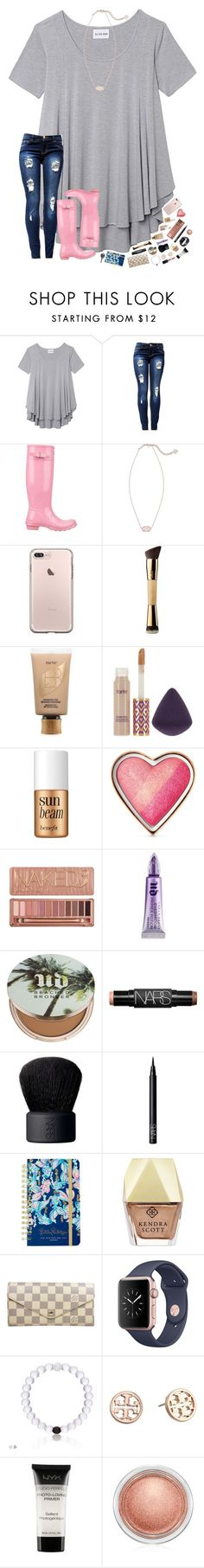"""new uggs>>>>>>>>>>"" by hopemarlee ❤ liked on Polyvore featuring Olive + Oak, Hunter, Kendra Scott, tarte, Benefit, Too Faced Cosmetics, Urban Decay, NARS Cosmetics, Lilly Pulitzer and Louis Vuitton"
