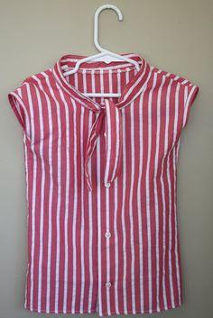 Camisa para niña de unas camisa de papá