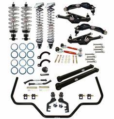 67 68 Camaro Power Disc Brake Conversion Kit 4 Piston