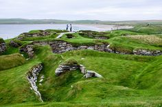 The history of the Orkney Islands in Scotland goes back 10,000 years, yet time stands still. Tours of the Mainland and Westray Isles take you back centuries