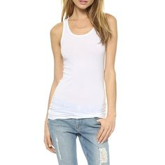 Rank & Style Top Ten Lists | Splendid Layers Racer Back Tank #rankandstyle