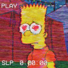Bart enamorado -VW-