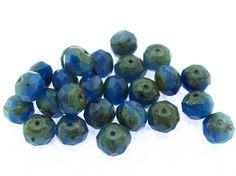 #beads Czech Glass Beads 8mm. Shop here: http://happymangobeads.com/czech-glass-beads-8mm-cz255/ #HappyMangoBeads