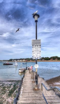 Felixstowe Ferry, Suffolk, England