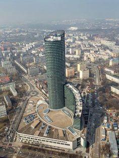 Z lotu ptaka #wrocław#Sky#Tower