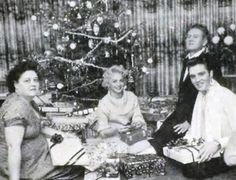 Las canciones navideñas de Elvis Presley 1957