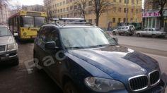 BMW X5 RailBar + WB300 #rackworld #whispbar #yakima #Inno #Thule #Atlant #Lux #Buzzrack #автобагажник #автобокс