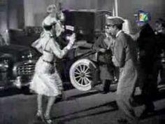 Mambo del ruletero-María Antonieta Pons y Tin-Tan en memoria con el mambo del ruletero, en la película 'la reina del mambo' de Ramón Pereda producida por los Estudios Tepeyac en 1950.