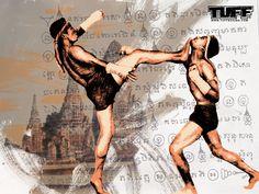 Muay Thai Lee Sin League of Legends Wallpapers