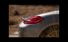 The rear wing of the Boxster is not only a visual treat, it deploys automatically at 75 mph to reduce lift. Aerodynamics and aesthetics are combined to superb effect. Retracted, the spoiler separation edge makes a seamless transition to the LED tail lights. Learn more: http://www.porsche.com/microsite/boxster/  *Combined fuel consumption in accordance with EU 5: Boxster models 8.8 - 7.7 l/100km, CO2 emission: 206 -180 g/km,