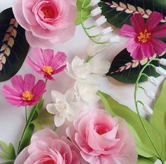 26 Paper Flower Artists to Follow on Instagram   Design*Sponge