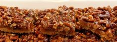 Christmas Desserts   Pecan Pie Shortbread is decadent, luscious, and will have you speaking ...