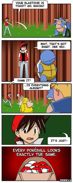 What Really Should Of Happened In Pokemon
