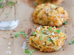 Recette - Croquettes de légumes