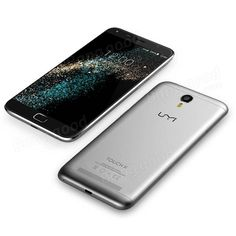 UMI TOUCH X 5.5 inch Android 6.0 2GB RAM MT6735 Quad core 4G Smartphone Sale - Banggood.com