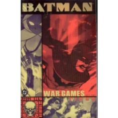 BATMAN War Games Act Two TP Written by Ed Brubaker Bill Willingham and others Art by Al Barrionuevo Paul Gulacy and others Cover by James Jean The middle act of the hit cataclysmic story! Reprinting stories from DETECTIVE COMICS http://www.MightGet.com/january-2017-13/batman-war-games-act-two-tp.asp