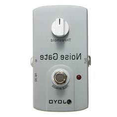 39.99$ (Watch more - https://alitems.com/g/1e8d114494b01f4c715516525dc3e8/?i=5&ulp=https%3A%2F%2Fwww.aliexpress.com%2Fitem%2FJOYO-JF-31-Noise-Gate-Effect-Pedal-True-Bypass-Design-Electric-Guitar-Musical-Stringed-Guitar-Accessories%2F32780838977.html) JOYO JF-31 Noise Gate Effect Pedal True Bypass Design Electric Guitar Musical Stringed Guitar Accessories