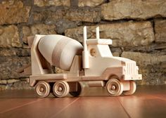 cement truck on etsy