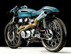"1973 Honda CL450 ""Pony boy"" by Hanger Cycleworks 