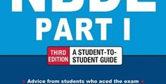 First Aid for the NBDE Part 1, 3rd Edition