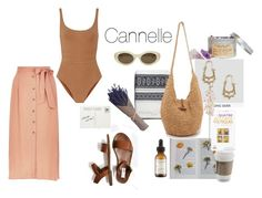 Cannelle by ruvkaa on Polyvore featuring mode, New Look, Eres, Hat Attack, Zara, Elizabeth and James, Perricone MD, Laura Cole and Crystal Cactus