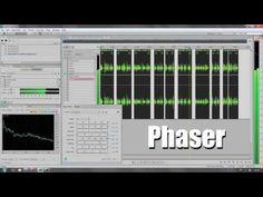 Phaser Effekt Hörbeispiel Adobe Audition Sprachaufnahme