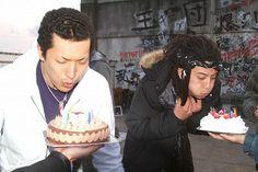 Chuta Tamura x Tsutsumoto Shoji Crows Zero, Captain Hat, Films, Celebrities, Movies, Celebs, Cinema, Movie, Film