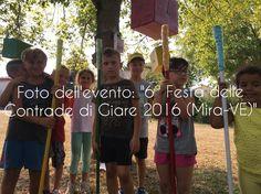 """Foto dell'evento: """"6ª Festa delle Contrade di Giare 2016 (Mira-VE)""""  Se volete, sul sito web avete il link per vedere le foto scattate da: Fabio Bertiato.  Hashtag Ufficiali:  #FestadelleContrade , #ComitatoRicreativodiGiare , #Giare , #ViadelCurano , #ViaPrimoMaggio , #ViaCaNogara , #Mira e #EventiMiraeGambarare  Trovi le foto su: http://eventimiraegambarare.altervista.org/foto-dellevento-6a-festa-delle-contrade-di-giare-2016-mira-ve/"""