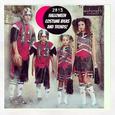 Eek Peek at Halloween 2013 - The Family Affair!  The Party Bluprints Blog