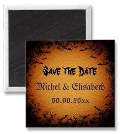 11 Best Save The Date Halloween Images In 2019